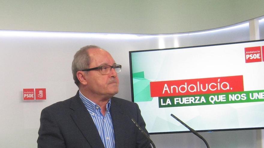 """PSOE-A pide disculpas por la grabación en la que un alto cargo pedía """"hacer campaña"""" a empleados públicos"""