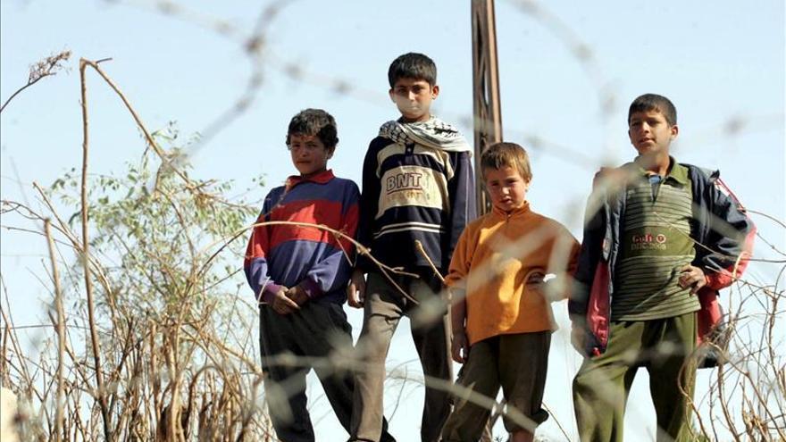 Yihadistas se hacen con el control de un puesto fronterizo entre Irak y Siria