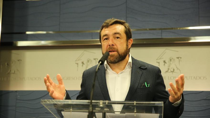 """Miguel Gutiérrez (C's) dice que el PP pierde votaciones por su """"poca capacidad negociadora"""""""
