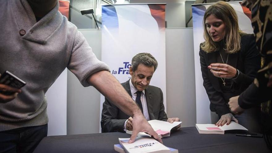 Sarkozy tacha de manipulación las últimas acusaciones de corrupción contra él