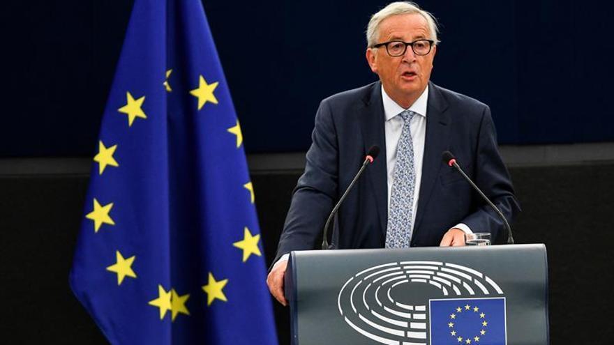 Juncker demanda que la UE hable con una sola voz en los foros internacionales