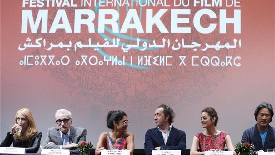 Scorsese se siente más estimulado por el cine hecho fuera de Estados Unidos