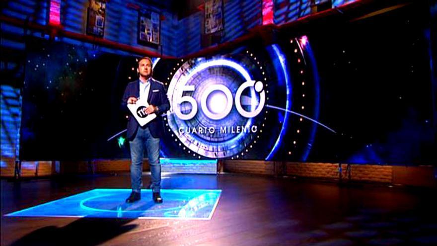 Así será el programa 500 de Cuarto Milenio: 'Un tema de pura índole sobrenatural'