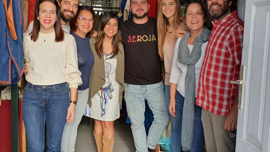 Grupo de El Electrón.