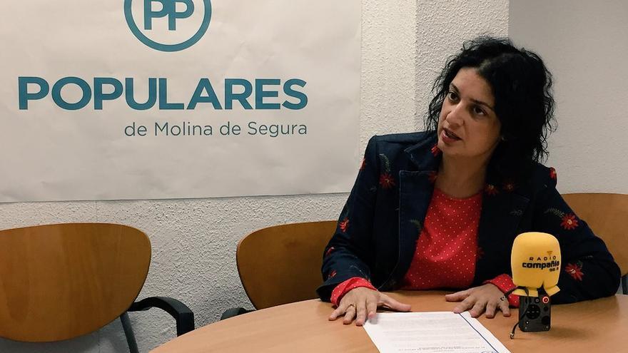 El PP de Molina de Segura solicitará en el pleno que se defienda la unidad de España y la libertad de elección educativa