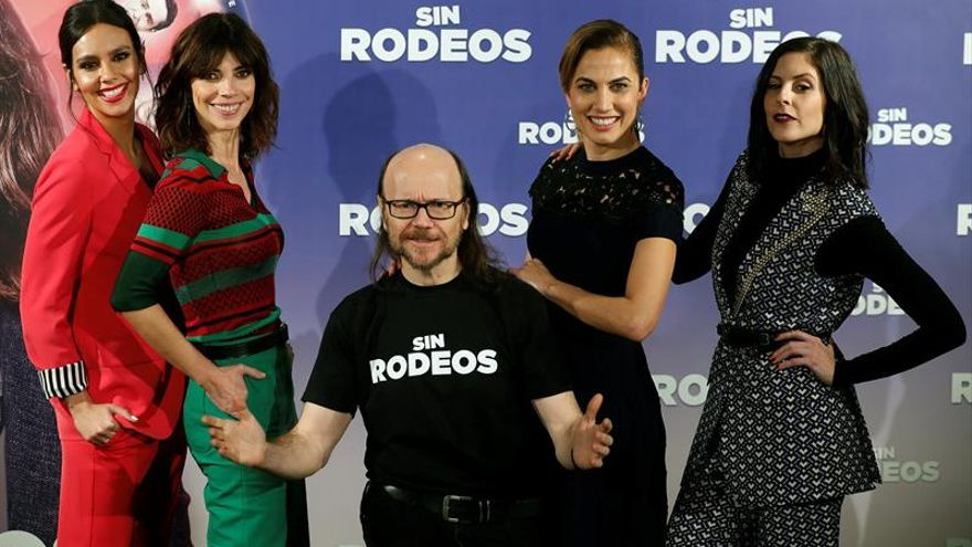 "Segura estrena ""Sin rodeos"", una comedia ""empoderada"" que invita a liberarte"