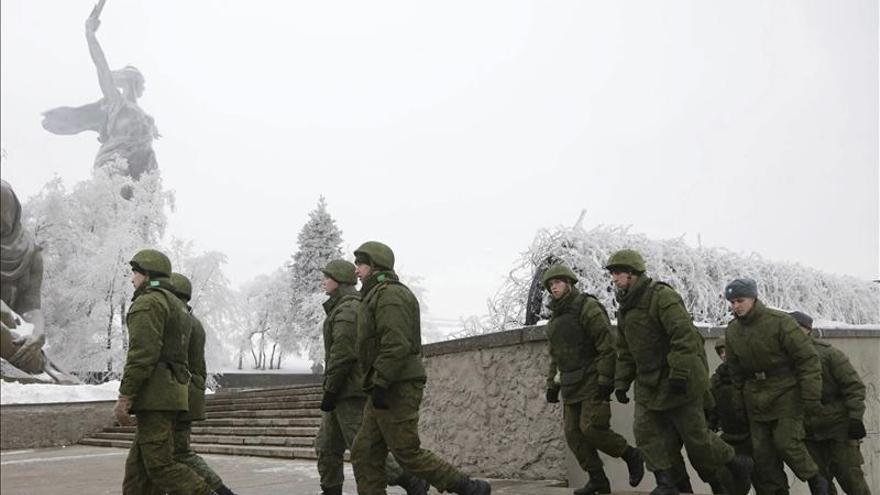 Putin visita la ciudad de Volgogrado, escenario de dos atentados suicidas
