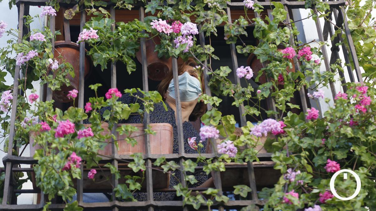 Cuidadoras de rejas y balcones, San Basilio 20