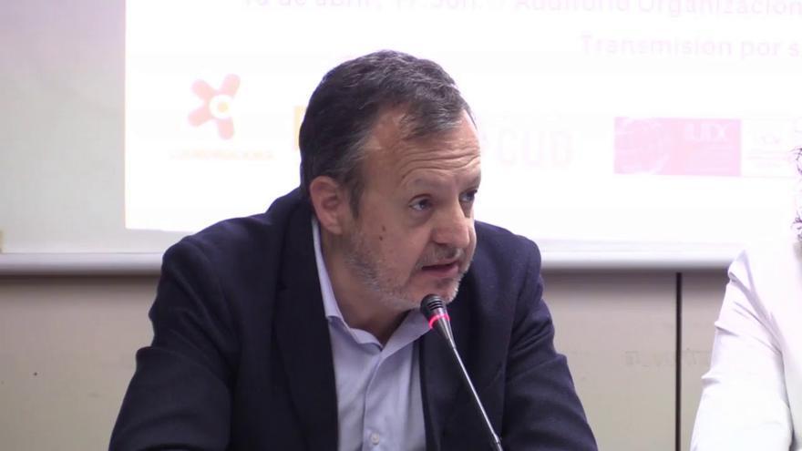 El diputado de Ciudadanos en la Asamblea de Madrid, Alberto Reyero, será el nuevo consejero de Políticas Sociales, Familias y Natalidad de la Comunidad de Madrid