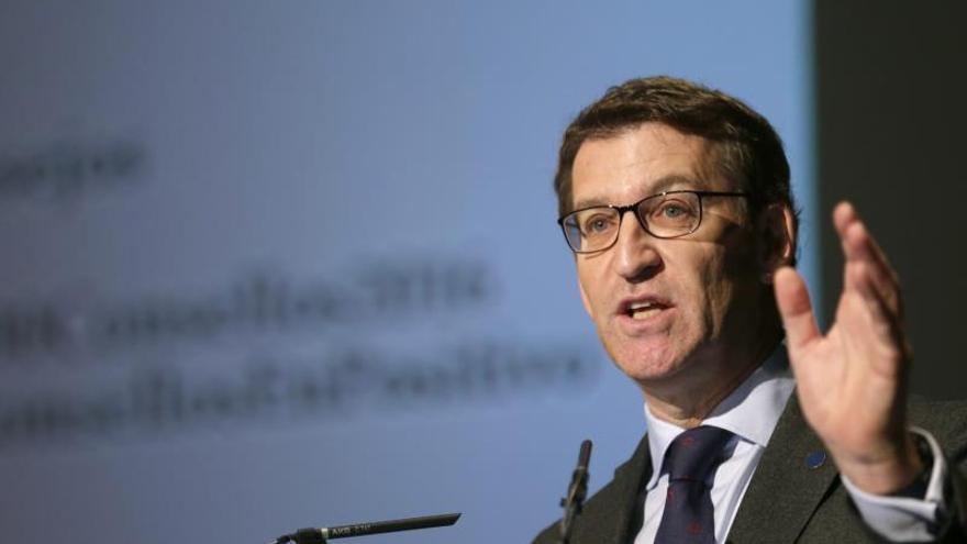 Núñez Feijóo: Si Rajoy decide volver a presentarse, le apoyaré