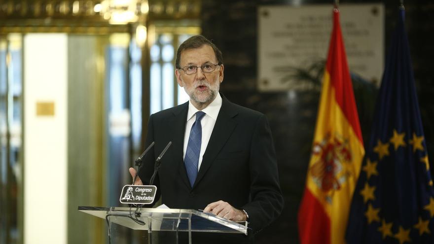 PNV y ERC piden que Rajoy explique en el Congreso la posición de España antes de la cumbre europea del 16 de septiembre