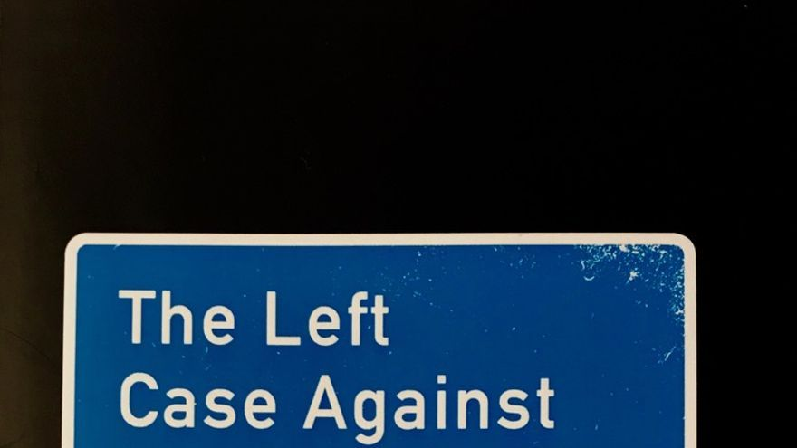 Portada del libro de Costas Lapavitsas, The Left Case Against the EU.