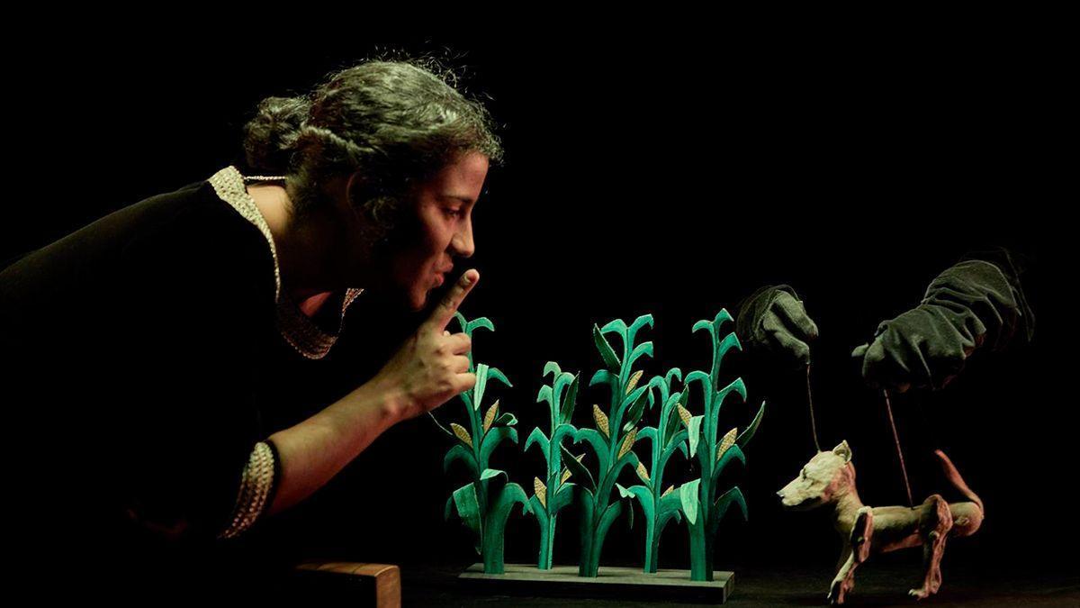 'Yo soy la locura' se presenta en la Feria de Teatro de Palma.