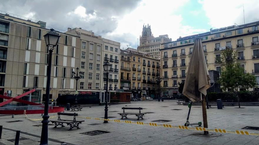 Plaza de Pedro Zerolo | SOMOS CHUECA