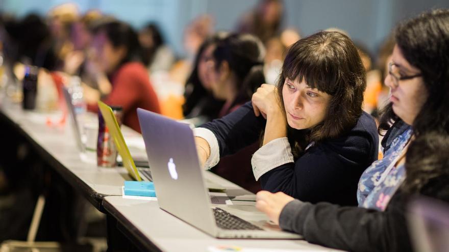 Evento de Google Women Techmakers