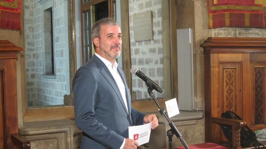 """Collboni (PSC) defiende que Sánchez hace """"lo que tiene que hacer"""" buscando alternativas a Rajoy"""
