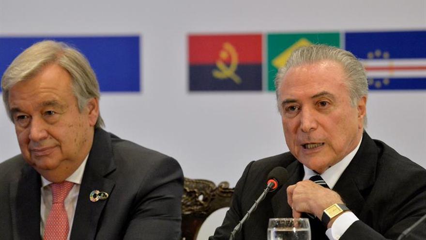 La CPLP clausura la Cumbre de Brasilia con una agenda para la próxima década