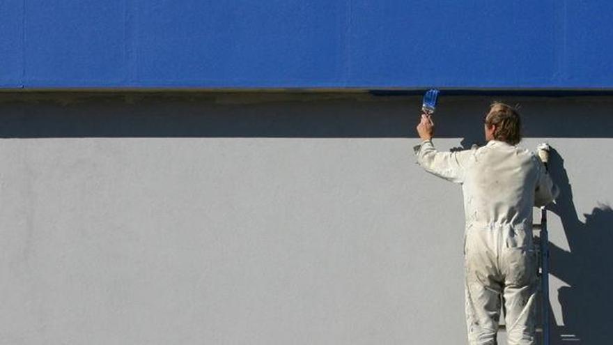 La pintura de fachadas ya no requerirá licencia de obras en Santa Cruz