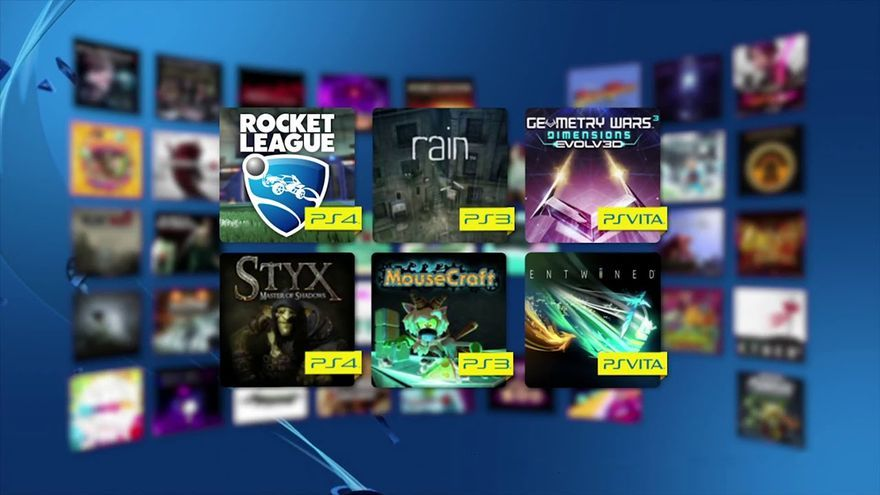 PS Plus julio 2016