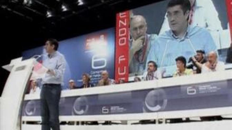 Patxi López, reelegido secret.gral del PSE