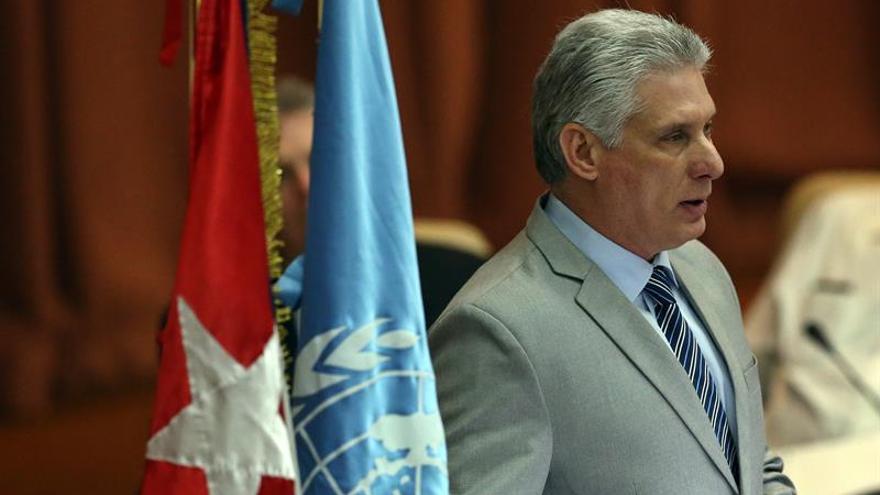 Díaz-Canel repasa con sus ministros los principales problemas económicos de Cuba