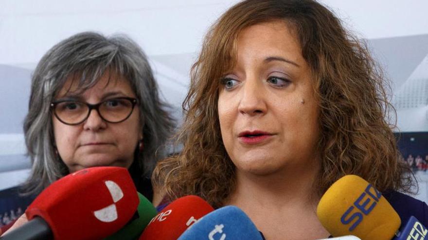 """Iratxe García: """"La socialdemocracia debe devolver la confianza en Europa"""""""