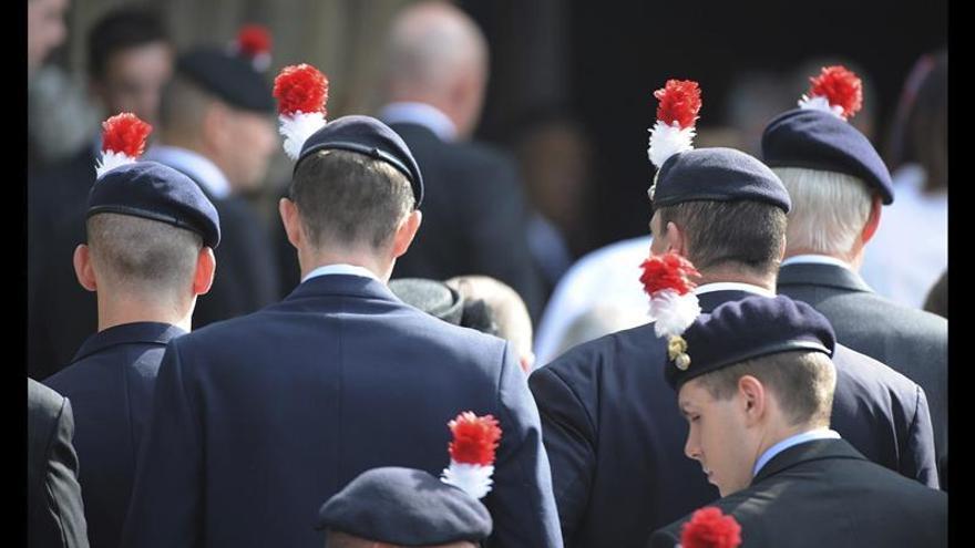 Comparecen ante el juez los presuntos asesinos del soldado británico Rigby