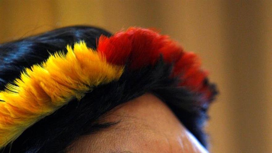 """Líderes indígenas de Brasil piden fin del """"genocidio"""" de indios no contactados"""