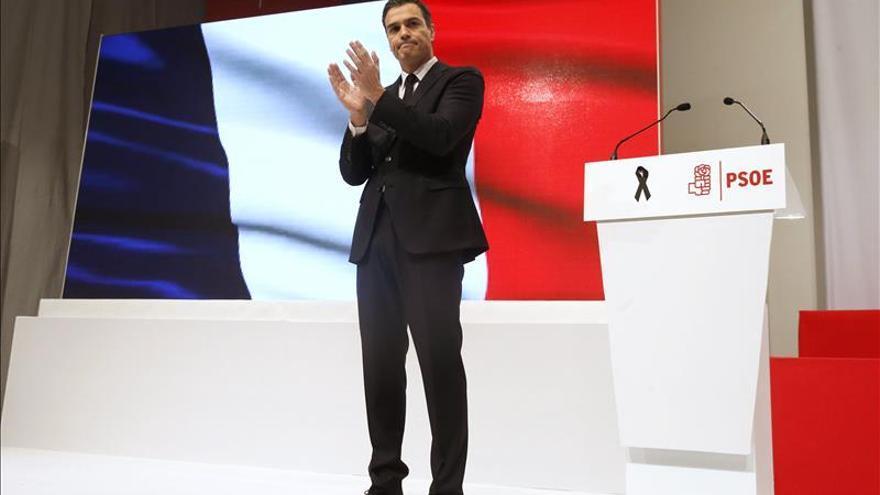 Sánchez viaja hoy a Bruselas para abordar con la UE la crisis terrorista