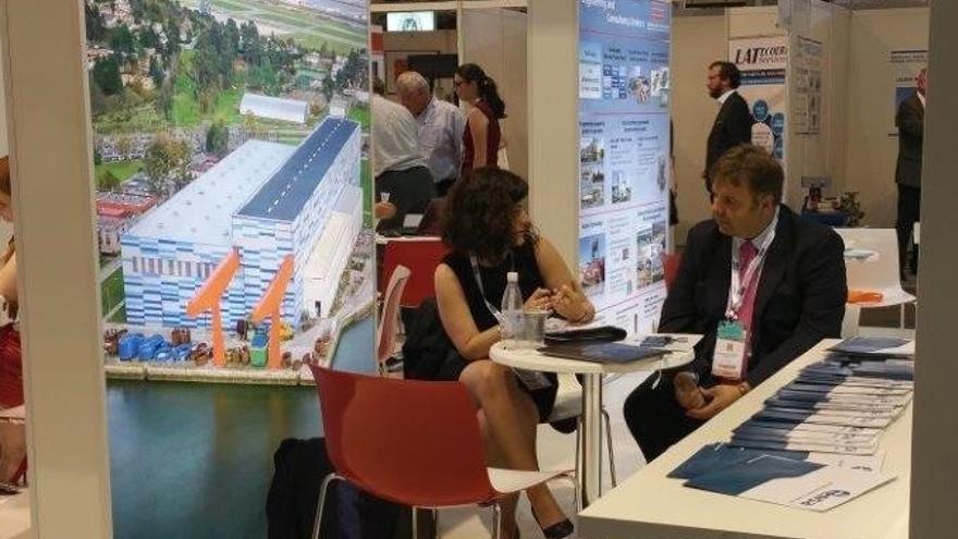 Ensa participa en la World Nuclear Exhibition 2016 en París