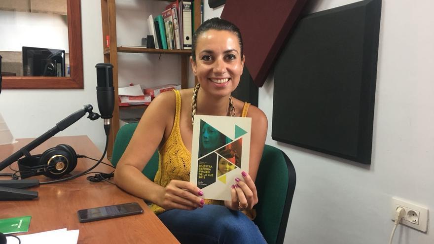 Glemis Rodríguez, concejala de Cultura y Fiestas de Villa de Garafía.