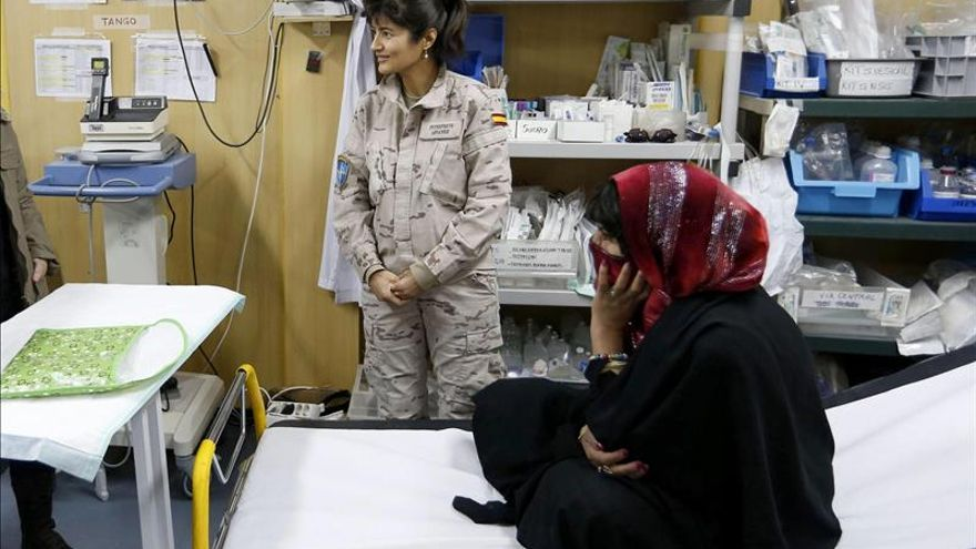 Desplegados en Afganistán los primeros reservistas en misión exterior