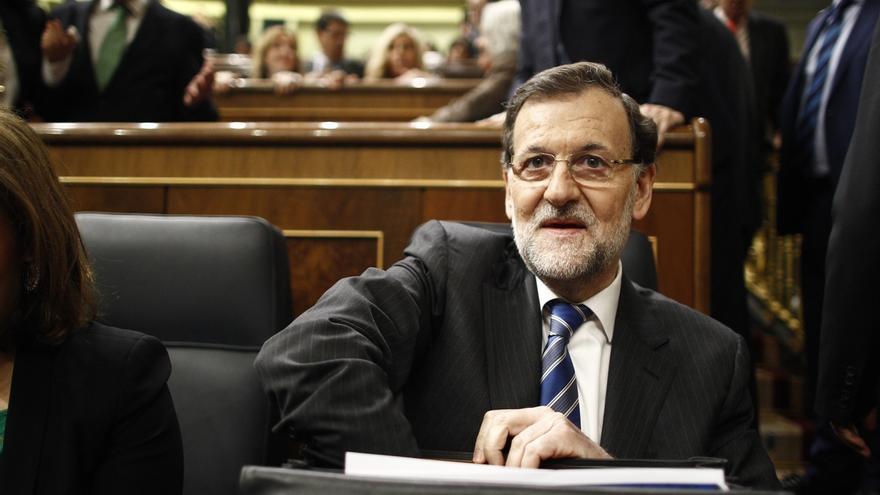 Rajoy se burla de la situación interna de UPyD y augura que Rosa Díez se quedará sola