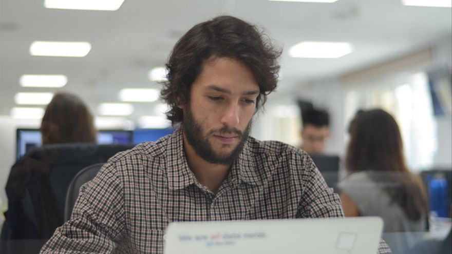 Sergio Álvarez Leiva, fundador y director de producto de CartoDB responde las preguntas de los lectores en la redacción.