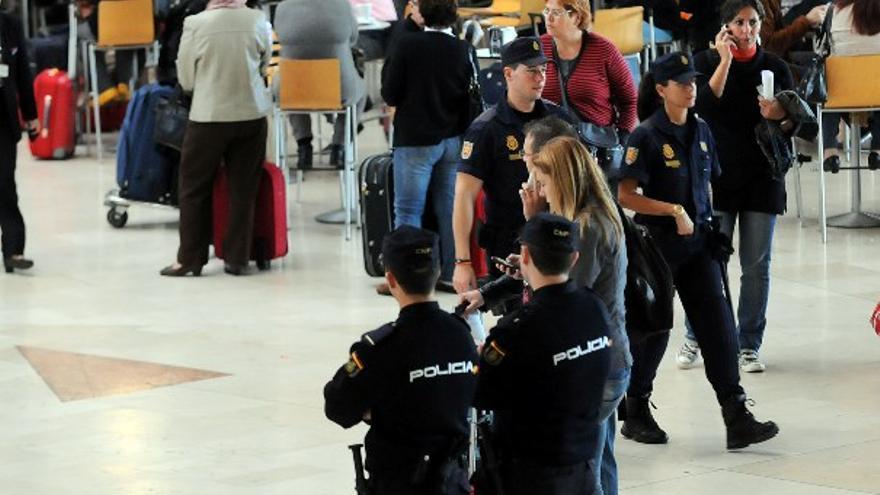 Del aeropuerto de Tenerife Norte #9