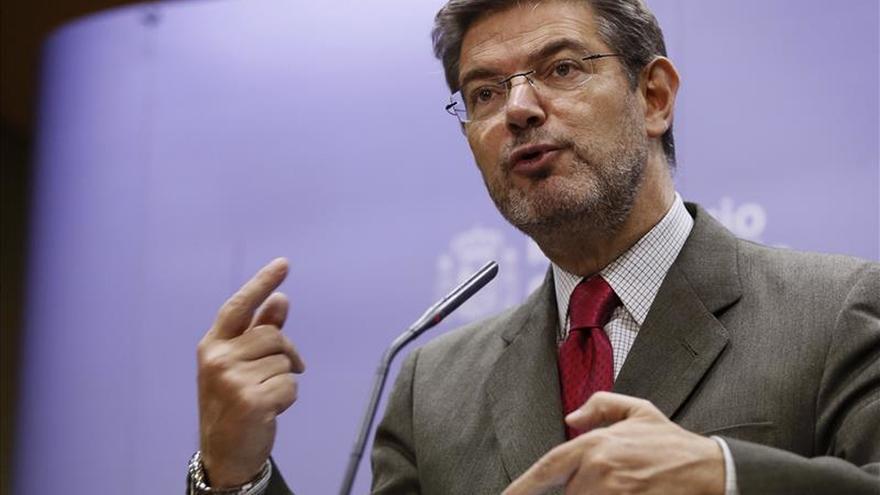 Catalá: La forma de elegir el CGPJ no tiene que ver con la calidad de la Justicia