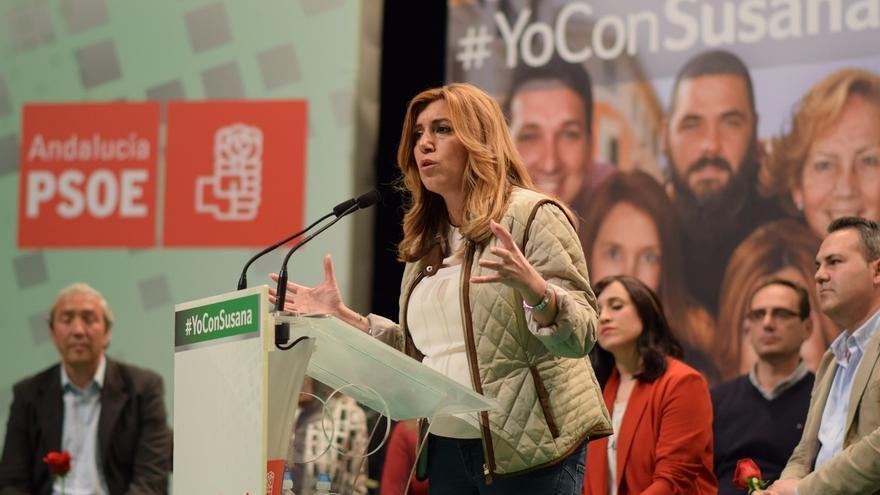 """PSOE-A difunde en las redes sociales su spot de campaña con el mensaje """"Confía en Susana"""""""