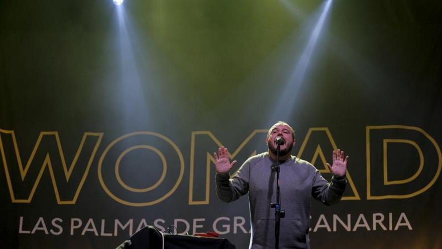 La interculturalidad impregna Las Palmas en el día grande del Womad