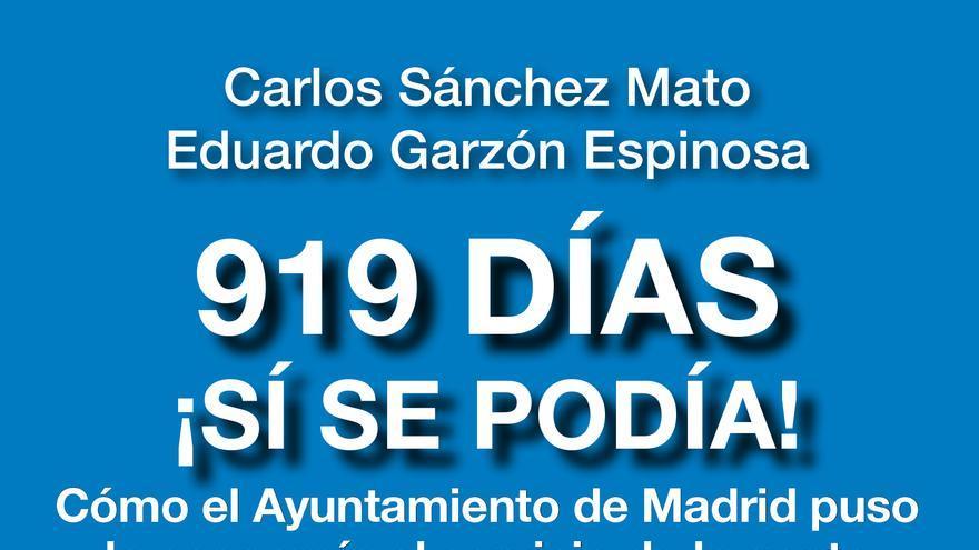 """""""El Gobierno de Ahora Madrid sirvió para enfrentar el mantra de que la izquierda no sabe gestionar la economía"""""""