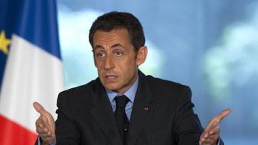 Recurso de Nicolas Sarkozy en el Elíseo