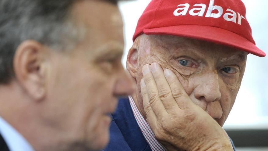 Niki Lauda abandona el consejo de Air Berlín