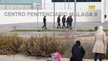 40 inmigrantes irregulares argelinos repatriados desde la cárcel de Archidona