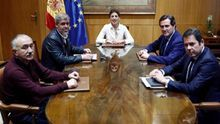 La patronal y los sindicatos acuerdan con el Gobierno prolongar los ERTE hasta el 30 de junio