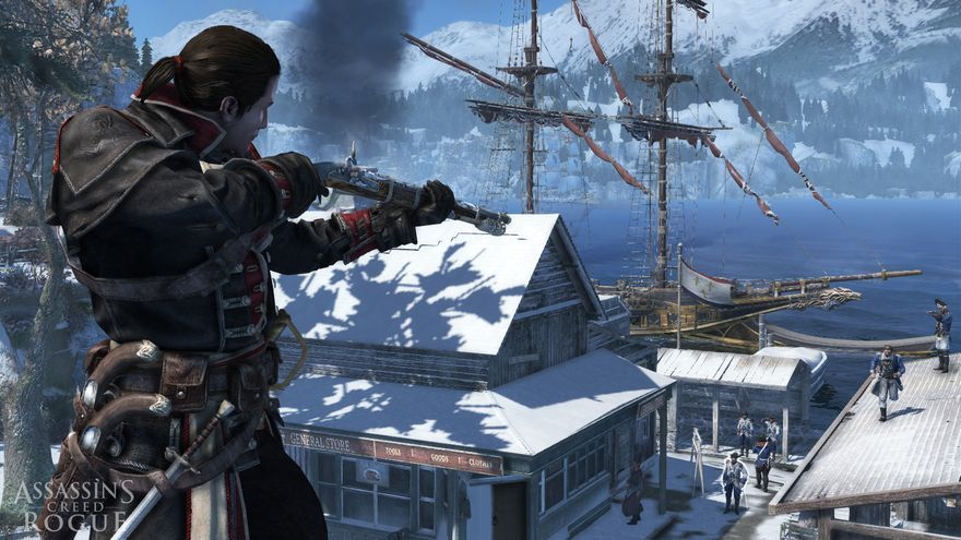 Assassin´s Creed Rogue Gamescom 2014