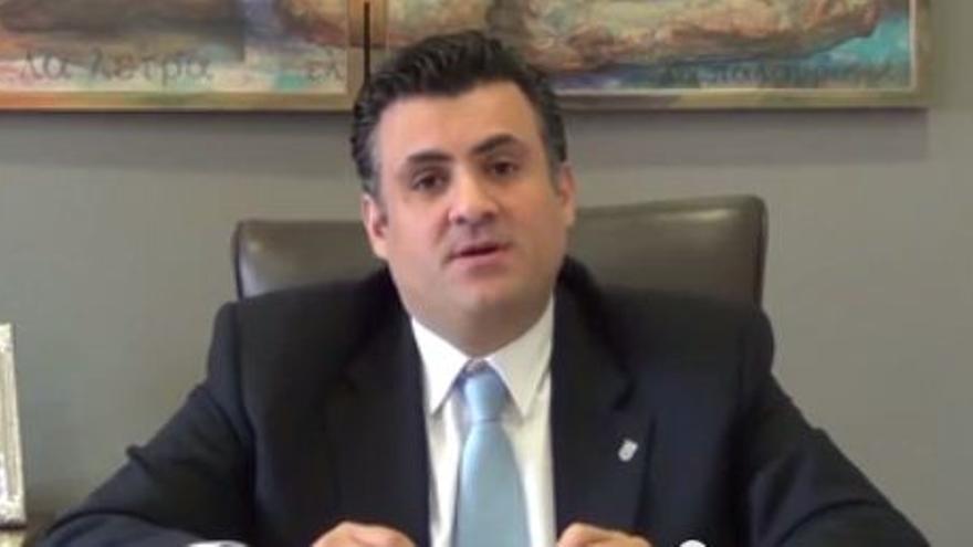 Jose Garcia Ballestero alcalde Coria Cáceres
