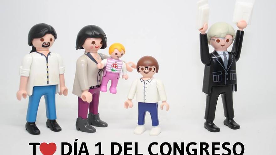 I love día 1 del Congreso