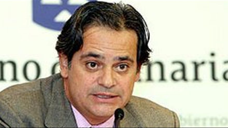 Jorge Rodríguez, en una fotografía de archivo.