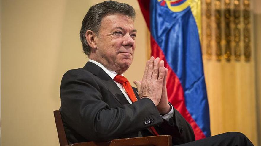 Santos dice a las FARC que no habrá Asamblea Constituyente para la paz