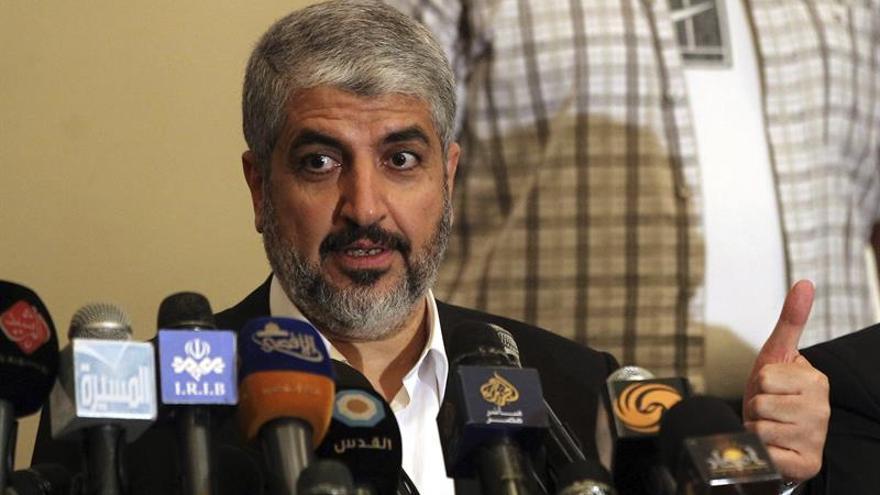 El líder de Hamás llega a Jordania para asistir al funeral de su madre