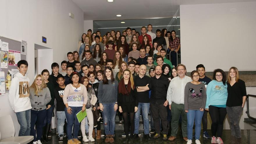 Estudiantes de 45 centros ejercerán de corresponsales informativos de la Casa de la Juventud de Pamplona